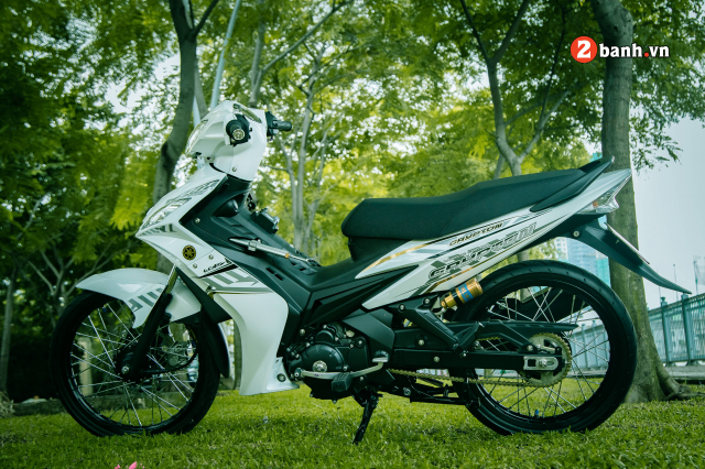 Exciter 2006 do mang net dep ma mi chuan Style Hy Lap - 21