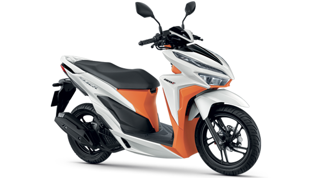 Honda Click 150 2019 voi dien mao moi dam chat the thao - 3