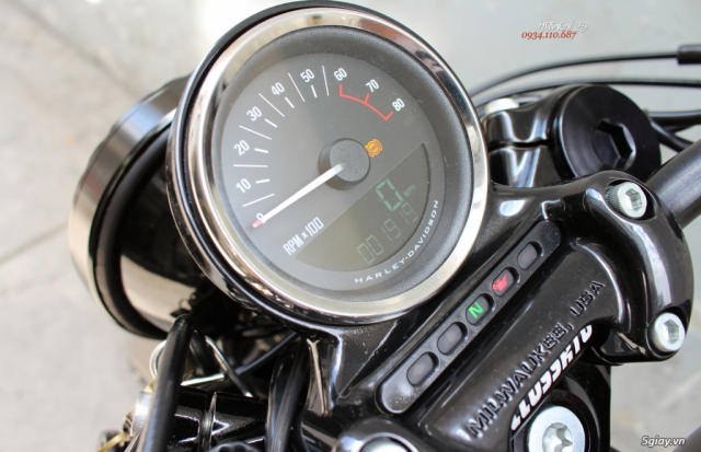 ___ Can Ban ___HARLEY DAVIDSON Roadster 1200cc ABS 2016 KEYLESS___ - 6