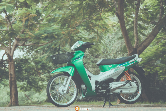 Wave 125i do phong cach Thailand voi option do choi hon 200 trieu dong - 13