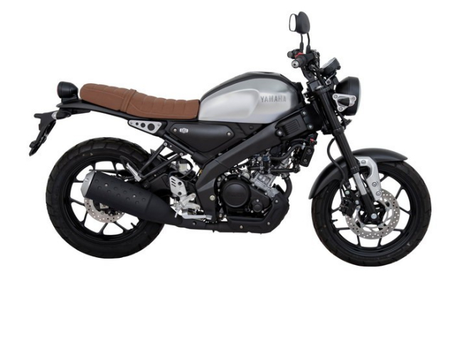 Yamaha XSR 155 2019 lo dien voi phong cach co dien co gia 68 trieu dong - 10