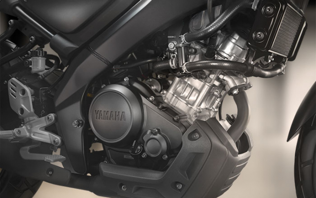 Yamaha XSR 155 2019 lo dien voi phong cach co dien co gia 68 trieu dong - 8