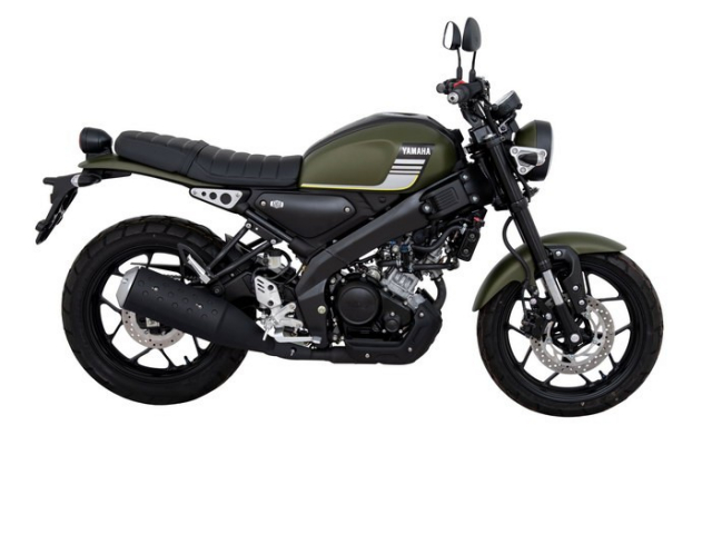 Yamaha XSR 155 2019 lo dien voi phong cach co dien co gia 68 trieu dong - 12