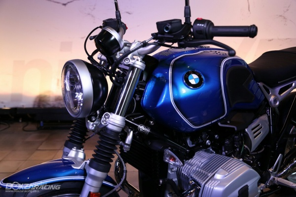 BMW RnineT 5 Tribute Edition gia hon 700 trieu dong do bo thi truong Thai Lan - 4