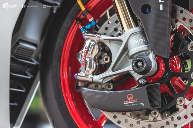 Ducati SuperSport S do day me hoac voi phong cach Superbike - 7
