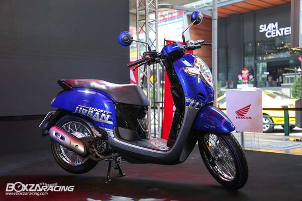 Honda Scoopy 2020 lo dien dam chat the thao voi gia ban tu 365 trieu dong - 18