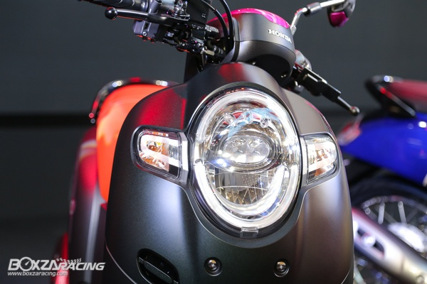 Honda Scoopy 2020 lo dien dam chat the thao voi gia ban tu 365 trieu dong - 14