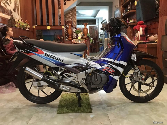 HOT Can ban Satria 1999 HQCN Xe Moi Don - 4