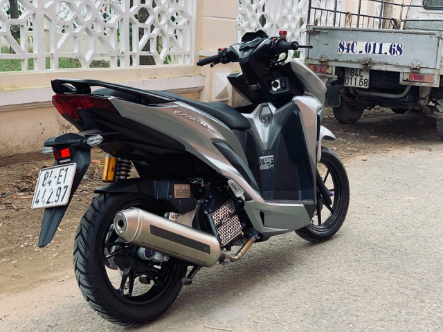 Vario 150 lot xac voi ban do Full Option cuc chat - 12