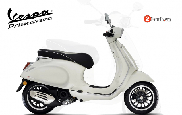 Vespa Primavera Sprint 50cc Limited Speed 2020 ra mat co gia gan 100 trieu dong