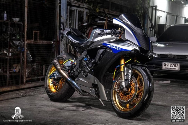 Yamaha R1M do an tuong voi ban dung full option - 4