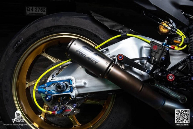 Yamaha R1M do an tuong voi ban dung full option