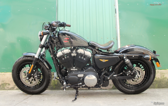 ___ Can Ban ___HARLEY DAVIDSON Forty Eight 1200cc ABS 2019 Keyless___ - 2