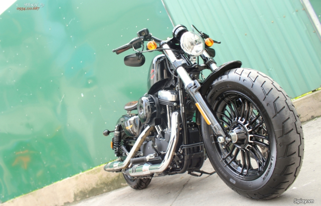 ___ Can Ban ___HARLEY DAVIDSON Forty Eight 1200cc ABS 2019 Keyless___ - 4