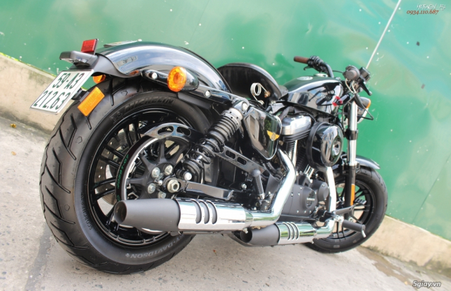 ___ Can Ban ___HARLEY DAVIDSON Forty Eight 1200cc ABS 2019 Keyless___ - 12