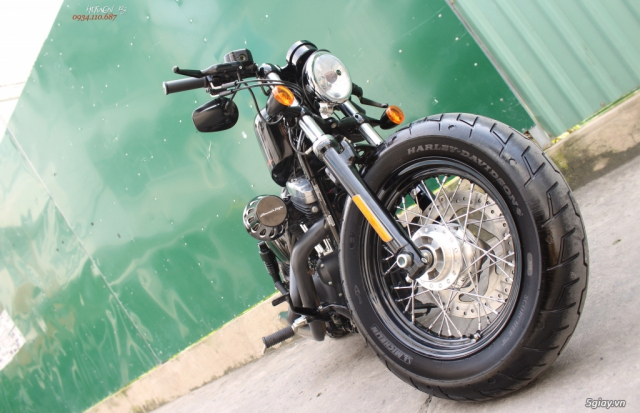___ Can Ban ___HARLEY DAVIDSON Forty Eight 1200cc ABS HELLCAT 2016 Keyless___