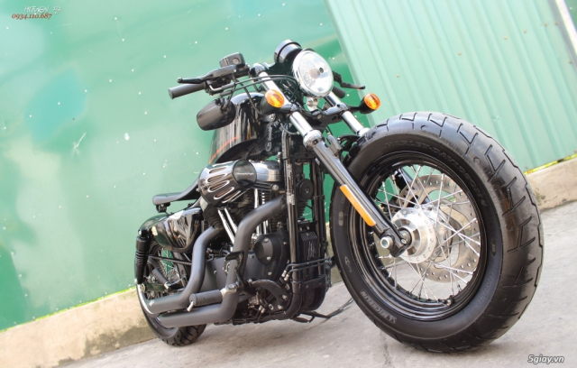 ___ Can Ban ___HARLEY DAVIDSON Forty Eight 1200cc ABS HELLCAT 2016 Keyless___ - 5