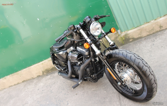 ___ Can Ban ___HARLEY DAVIDSON Forty Eight 1200cc ABS HELLCAT 2016 Keyless___ - 9