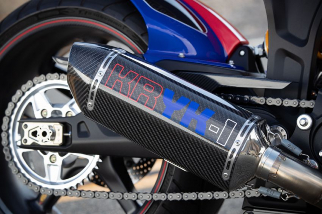 Ra mat Arch Motorcycle KRGT1 2020 voi gia gan 2 ty VND - 7