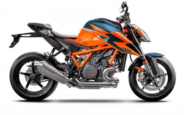 KTM 1290 Super Duke R 2020 chinh thuc ra mat voi loat thong so an tuong - 4