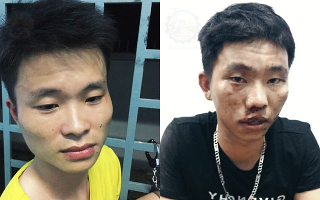 Tom gon thanh cong 2 doi tuong cuop giat chay Exciter 150 tai Dong Nai - 5