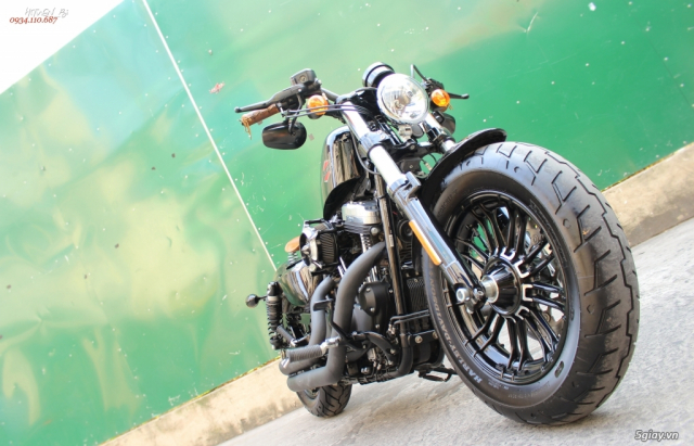___ Can Ban ___HARLEY DAVIDSON Forty Eight 1200cc ABS 2019 Keyless___