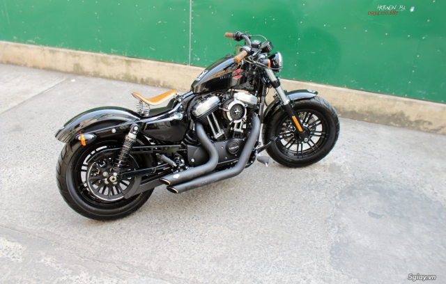 ___ Can Ban ___HARLEY DAVIDSON Forty Eight 1200cc ABS 2019 Keyless___ - 5