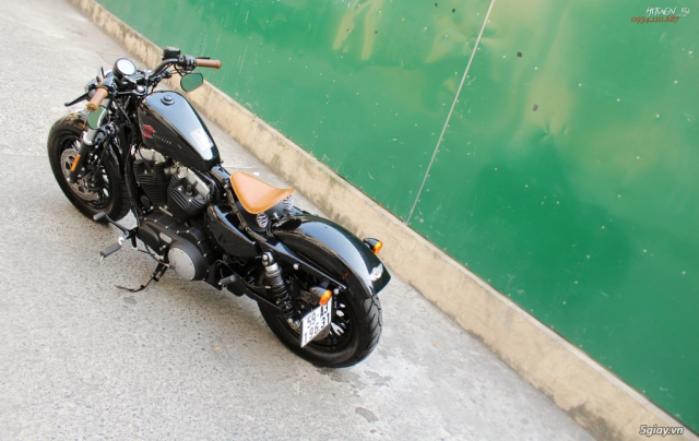 ___ Can Ban ___HARLEY DAVIDSON Forty Eight 1200cc ABS 2019 Keyless___ - 15