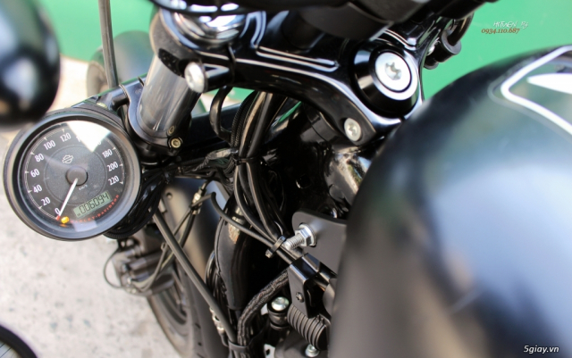 ___ Can Ban ___HARLEY DAVIDSON Iron 883 ABS 2015 Keyless___ - 5