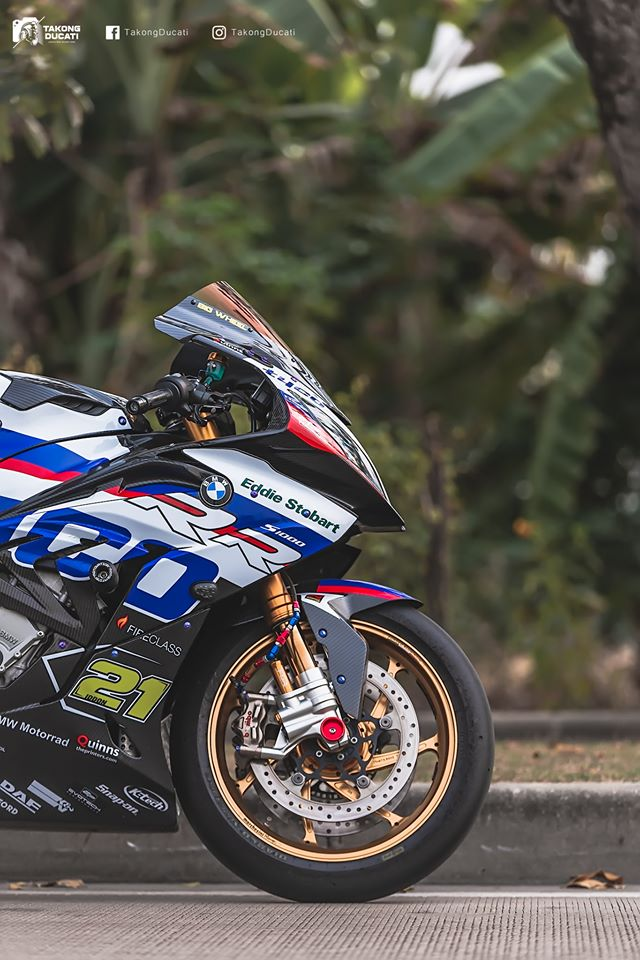 BMW S1000RR do chat lu trong dien mao TYCO RACING - 5