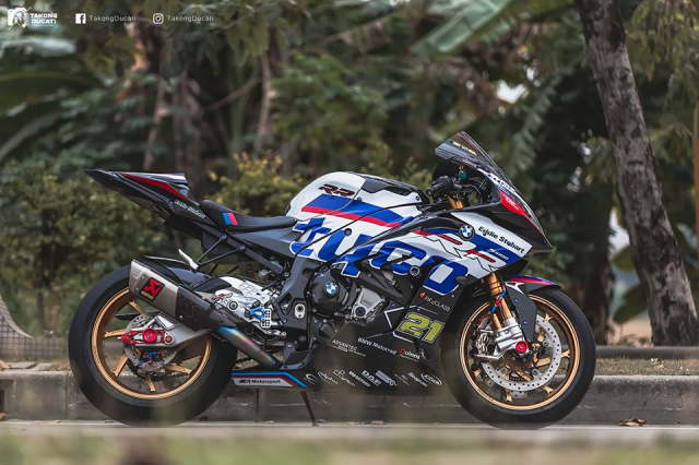 BMW S1000RR do chat lu trong dien mao TYCO RACING - 3