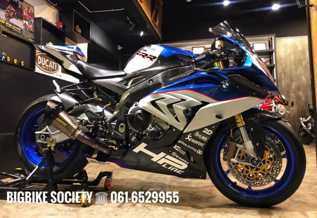 BMW S1000RR do com can theo phong cach HP4 - 14
