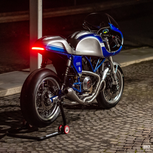 Ducati SS1000 do theo phong cach GT1000 Sportclassic - 10