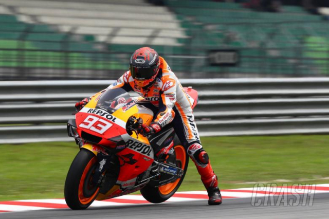 MotoGP 2020 Marquez chiu dung ve the chat va lo lang hon ve mat ky thuat
