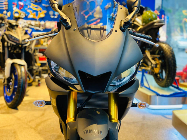 Yamaha R3 2020 nhap khau tu nhan co gia ban gay soc so voi R3 the he cu - 4