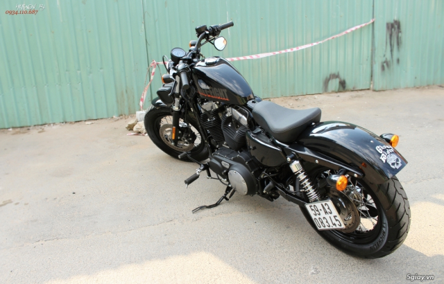 ___ Can Ban ___HARLEY DAVIDSON Forty Eight 1200cc ABS 2014 KEYLESS___ - 2