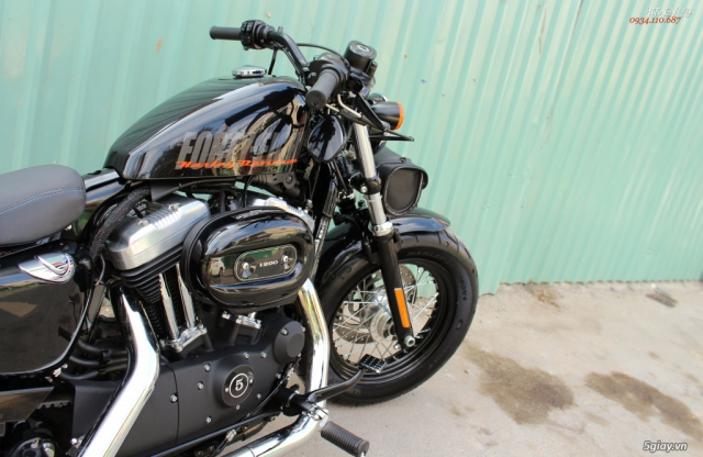 ___ Can Ban ___HARLEY DAVIDSON Forty Eight 1200cc ABS 2014 KEYLESS___ - 10