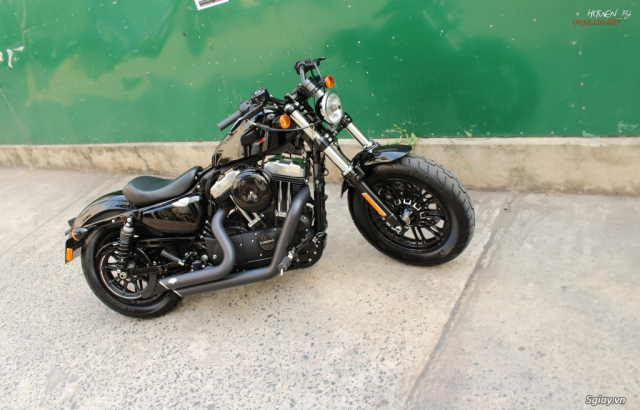 ___ Can Ban ___HARLEY DAVIDSON Forty Eight 1200cc ABS 2019 Keyless___ - 3