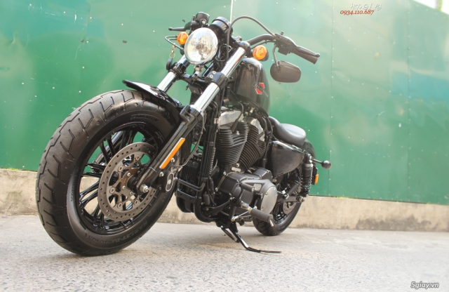 ___ Can Ban ___HARLEY DAVIDSON Forty Eight 1200cc ABS 2019 Keyless___ - 7
