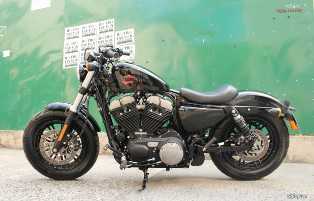 ___ Can Ban ___HARLEY DAVIDSON Forty Eight 1200cc ABS 2019 Keyless___ - 13