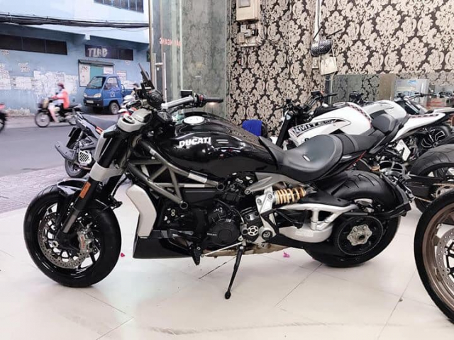 Can Ban DUCATI XDiavel S 1200cc Italia ABS 62018 KEYLESS ban mac nhat trong dong XDiavels xe od - 3