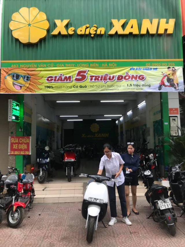 Anbico Gogo One Chat Full Option cong nghe - 2