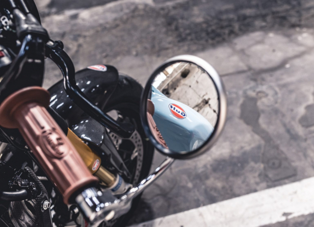 Ducati 1098S do an tuong voi phong cach Streetfighter - 5
