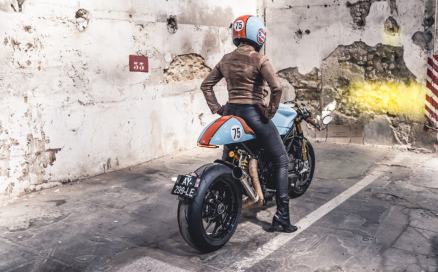 Ducati 1098S do an tuong voi phong cach Streetfighter - 11
