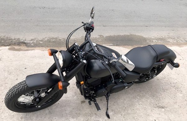 HonDa Shadow Phantom 750 NEW 100 - 2