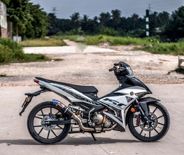Exciter 150 do chang the ngau hon cung noi cong khung - 15