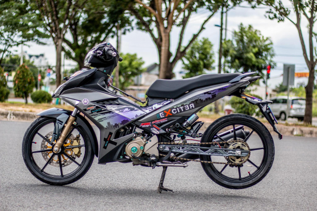 Exciter 150 do the nay ai nhin cung thich - 25