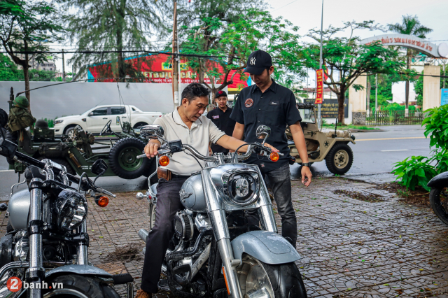 Theo chan anh em HarleyDavidson tien ve Can Tho trong su kien Weekend We Ride - 47