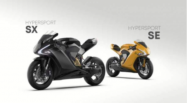 Mo to dien DAMON HYPERSPORT day du cong nghe duoc ha gia bat ngo