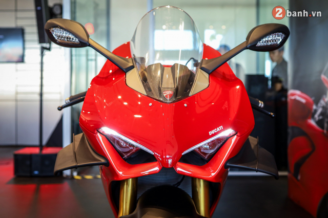 Can canh Ducati Panigale V4 S 2020 gan 1 ty tai Viet Nam - 5
